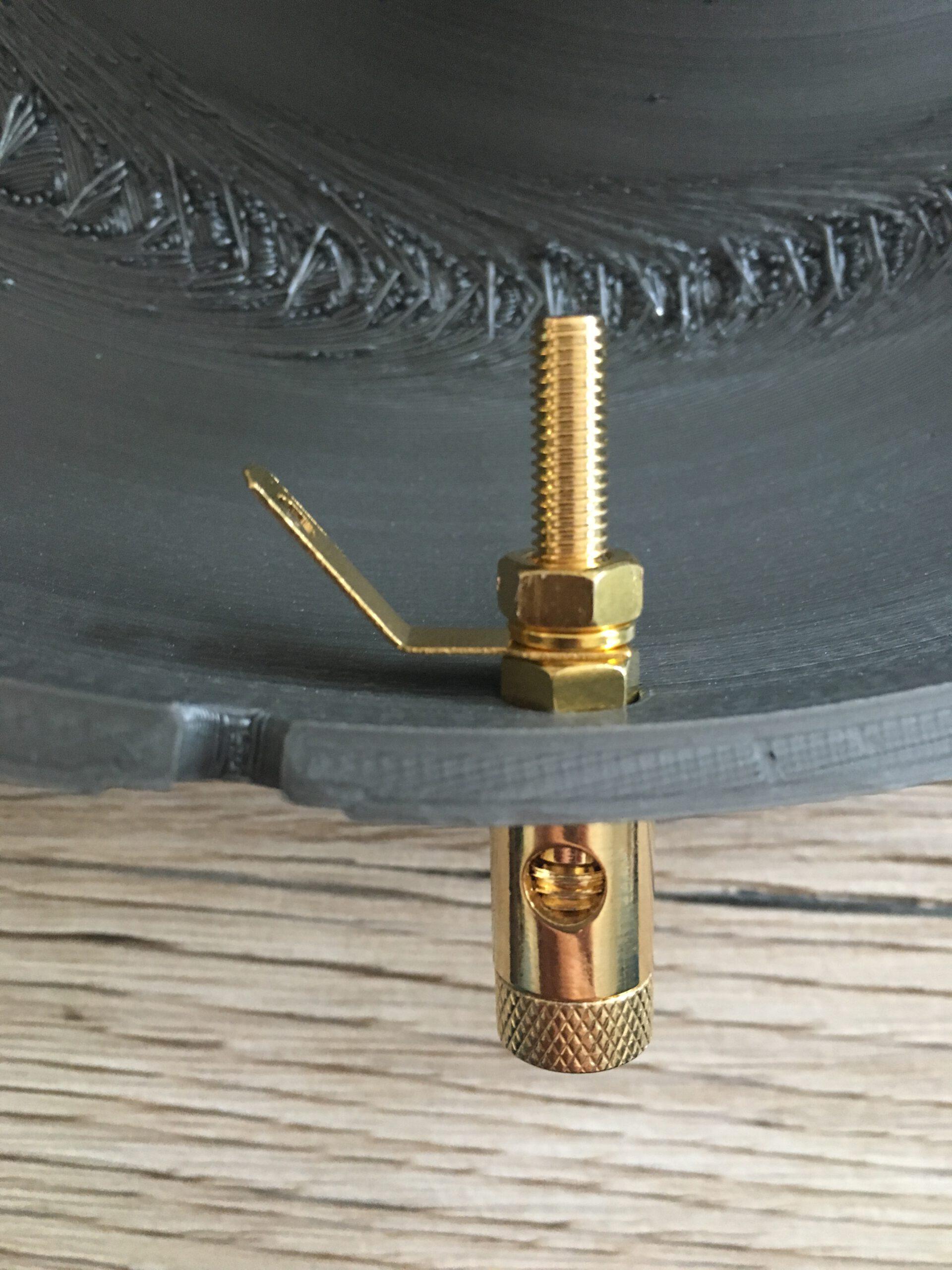 Spirallautsprecher Buchse